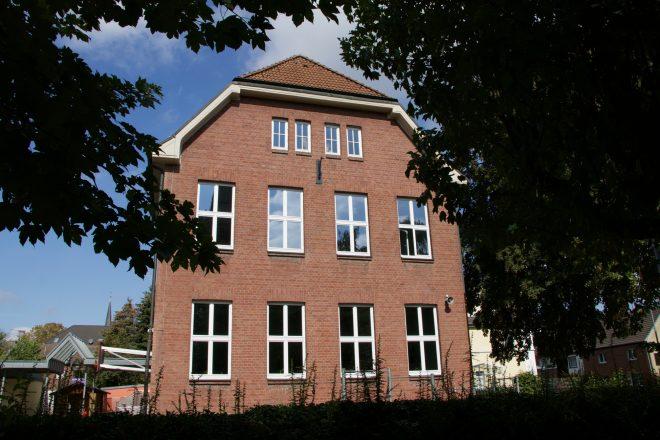 Förderverein Alte Schule Seitenansicht - 1