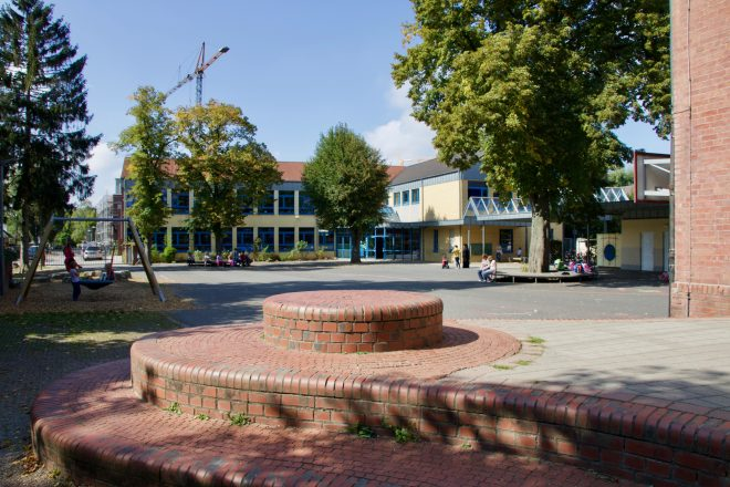 Förderverein Schulhof - 1